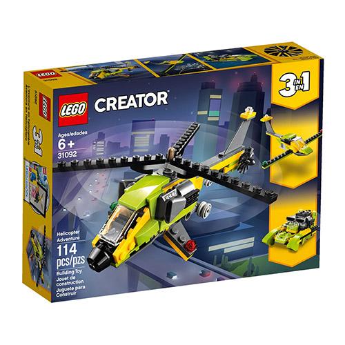 LEGO 31092 Pustolovina u helikopteru