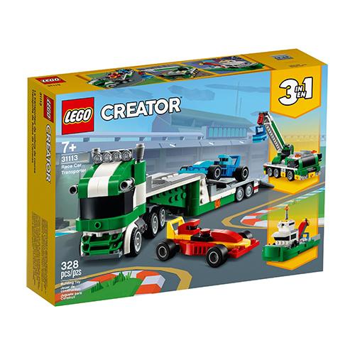 LEGO 31113 Transporter trkaćih automobila