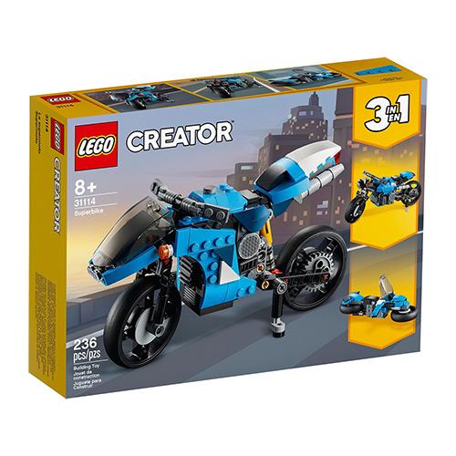 LEGO 31114 Supermotocikl