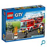 LEGO 60107 Vatrogasni kamion s ljestvama