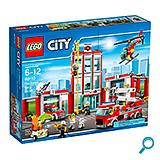 LEGO 60110 Vatrogasna postaja
