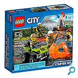 LEGO 60120 Početni komplet vulkan