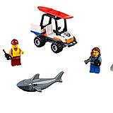 LEGO 60163 Početni komplet obalne straže