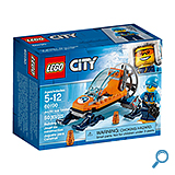 LEGO 60190 Arktičke motorne saonice