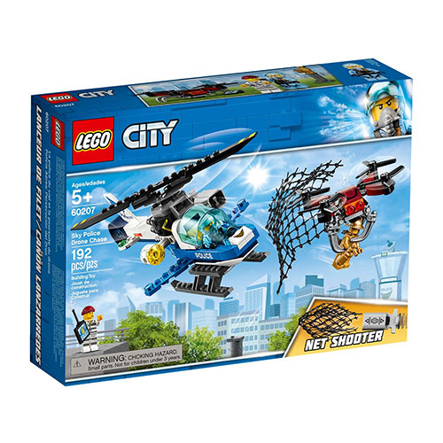 LEGO 60207 Potjera zračne policije za dronom