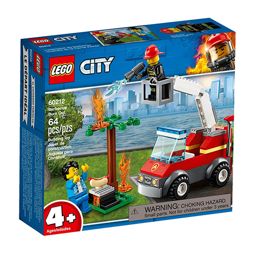 LEGO 60212 Zagorjeli roštilj