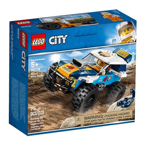 LEGO 60218 Pustinjski Reli trkač