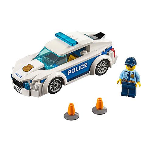 LEGO 60239 Policijski patrolni automobil