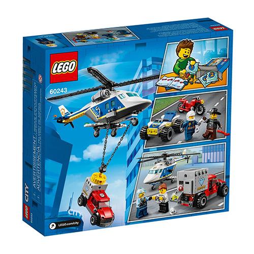 LEGO 60243 Policijska potjera u helikopteru