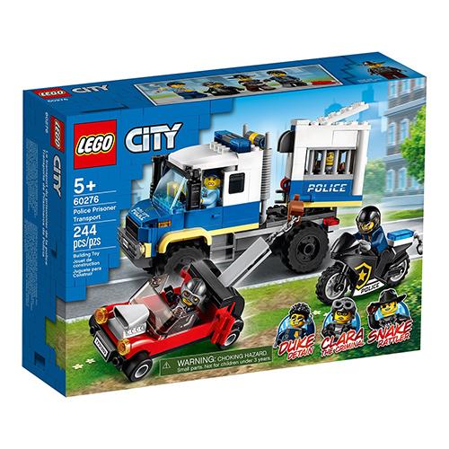 LEGO 60276 Policijski transporter za zatvorenike