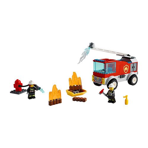 LEGO 60280 Vatrogasni kamion s ljestvama