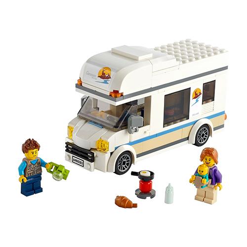 LEGO 60283 Kamper za odmor
