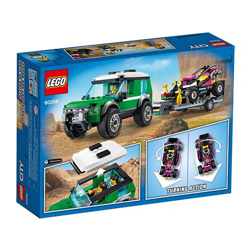 LEGO 60288 Transporter trkaćeg buggyja